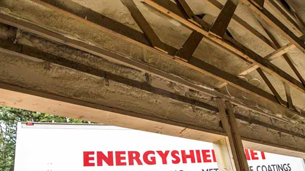 Spray Foam Insulation - Energy Shield Insulation Contractors